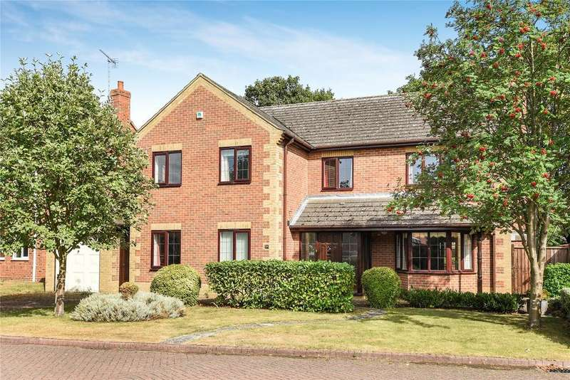 4 Bedrooms Detached House for sale in Westbourne Gardens, Spalding, PE11