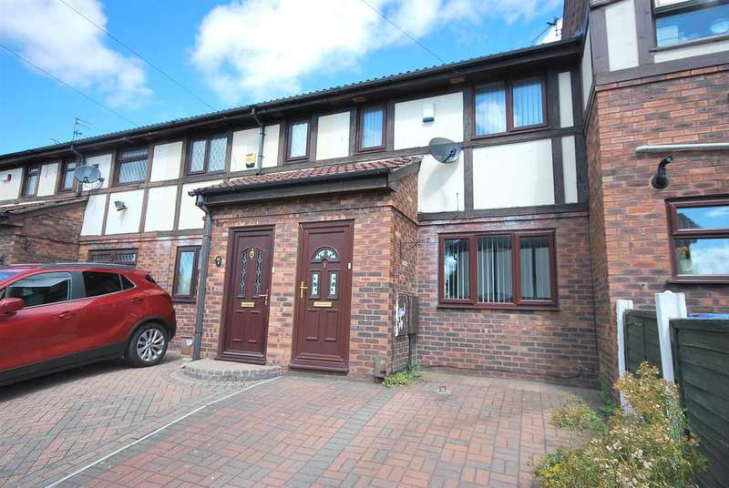 2 Bedrooms Terraced House for sale in Tadmor Close, Little Hulton, Manchester