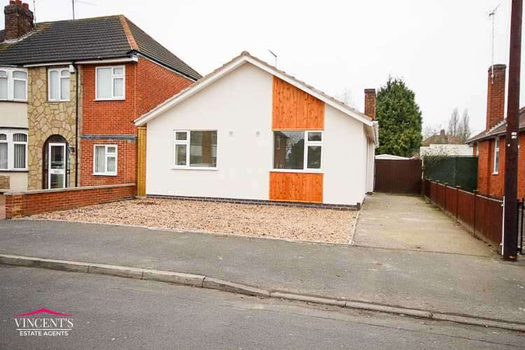 3 Bedrooms Bungalow for sale in Cyril Street, Leicester