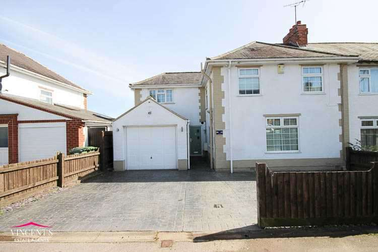 4 Bedrooms End Of Terrace House for sale in Beechcroft Avenue, Leicester