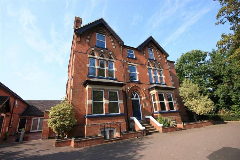 1 Bedroom Apartment Flat for sale in Barkby Lane, Syston, Leicester