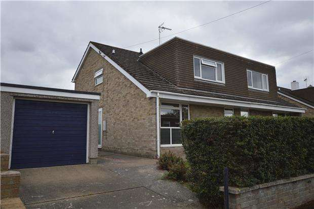 3 Bedrooms Semi Detached House for sale in St. Annes Drive, Coalpit Heath, BRISTOL, BS36 2TH