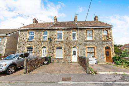 3 Bedrooms Terraced House for sale in Pows Road, Bristol, Kingswood, Somerset