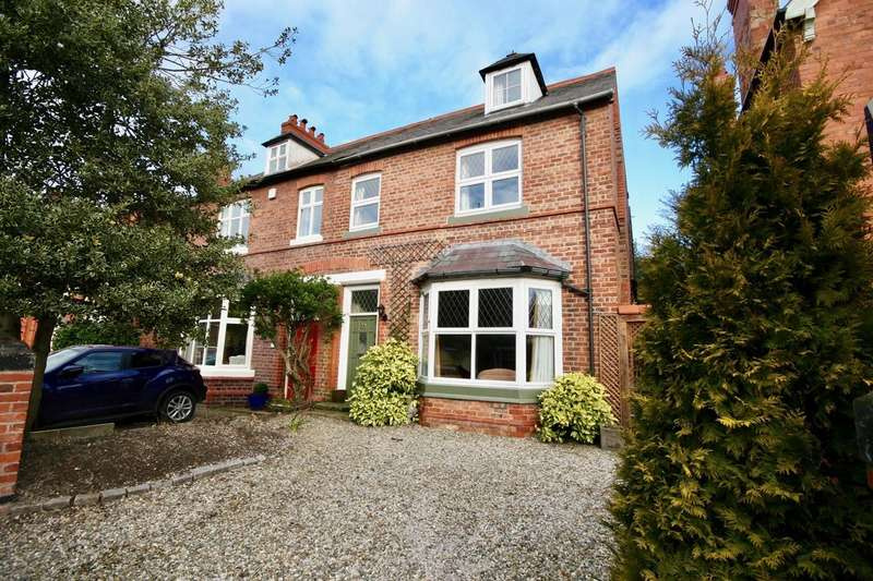 5 Bedrooms House for sale in Vicarage Road, Chester