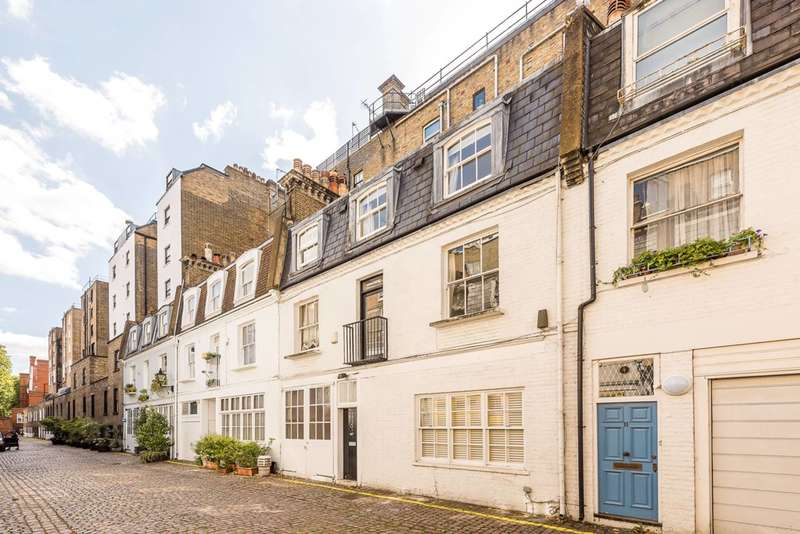4 Bedrooms Mews House for sale in Colbeck Mews, South Kensington, SW7