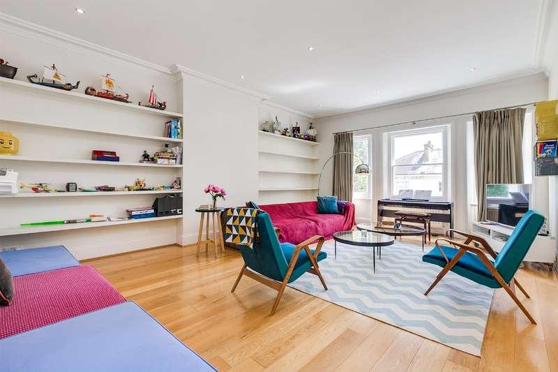 4 Bedrooms Flat for sale in Belsize Park, Belsize Park