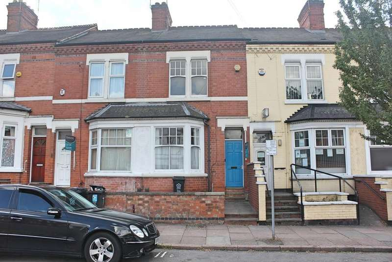 4 Bedrooms Town House for sale in Briton Street, Leicester