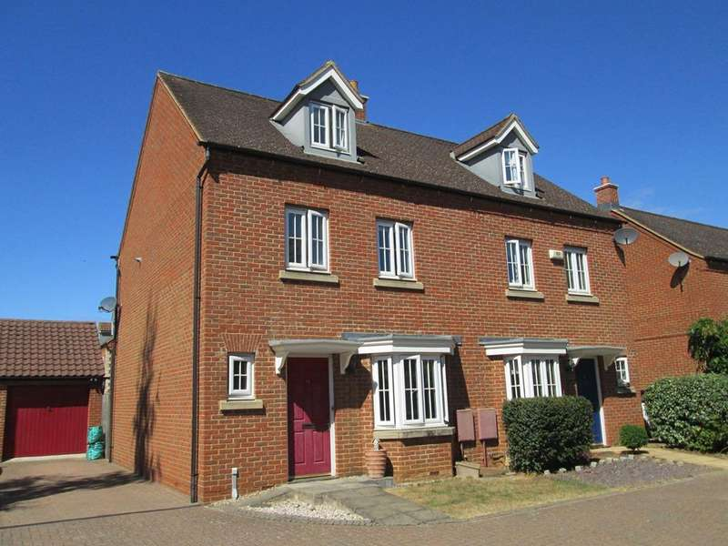4 Bedrooms Semi Detached House for sale in Ibbett Lane, Potton SG19