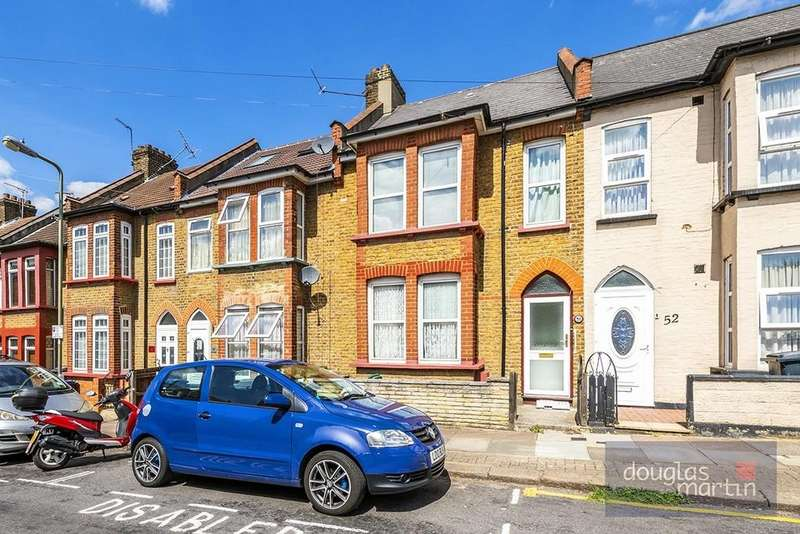 3 Bedrooms Terraced House for sale in Brent View Road, London, NW4