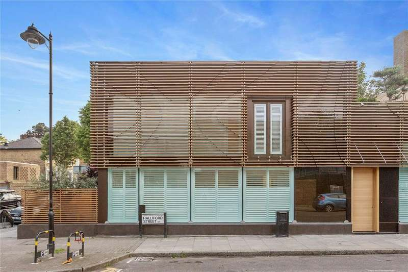 3 Bedrooms Semi Detached House for sale in Halliford Street, Islington, London, N1