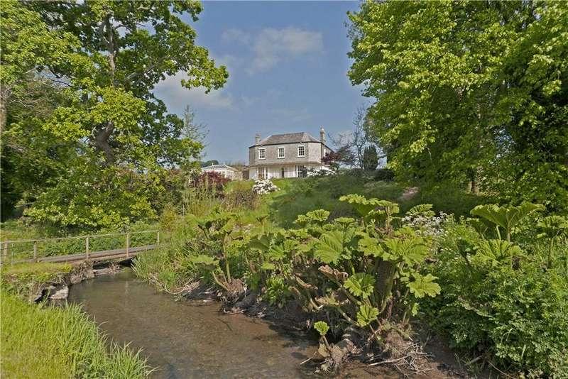 7 Bedrooms Detached House for sale in Ermington, Ivybridge, Devon, PL21