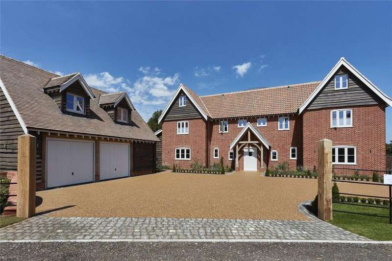 6 Bedrooms Detached House for sale in Mallards, Harbour View, Manor Close, Walberswick, IP18