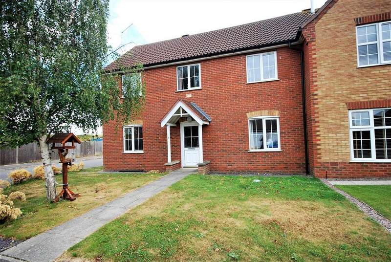 3 Bedrooms Semi Detached House for sale in Jasmine Court, Spalding