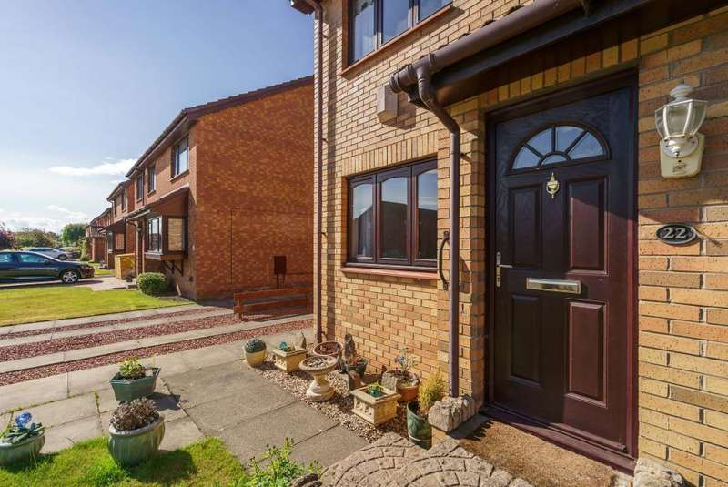 2 Bedrooms Semi Detached House for sale in 22 Denholm Road, Musselburgh, EH21 6TS