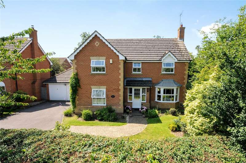 4 Bedrooms Detached House for sale in Jigs Lane South, Warfield, Berkshire, RG42