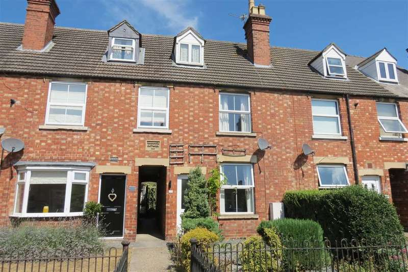 2 Bedrooms Terraced House for sale in Westbanks, Sleaford