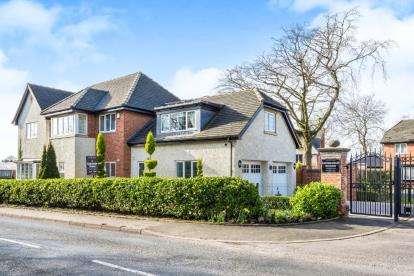 6 Bedrooms Detached House for sale in Grimsargh Manor, Grimsargh, Preston, Lancashire, PR2