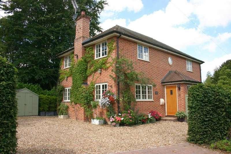 4 Bedrooms Detached House for sale in Craven Road, Inkpen