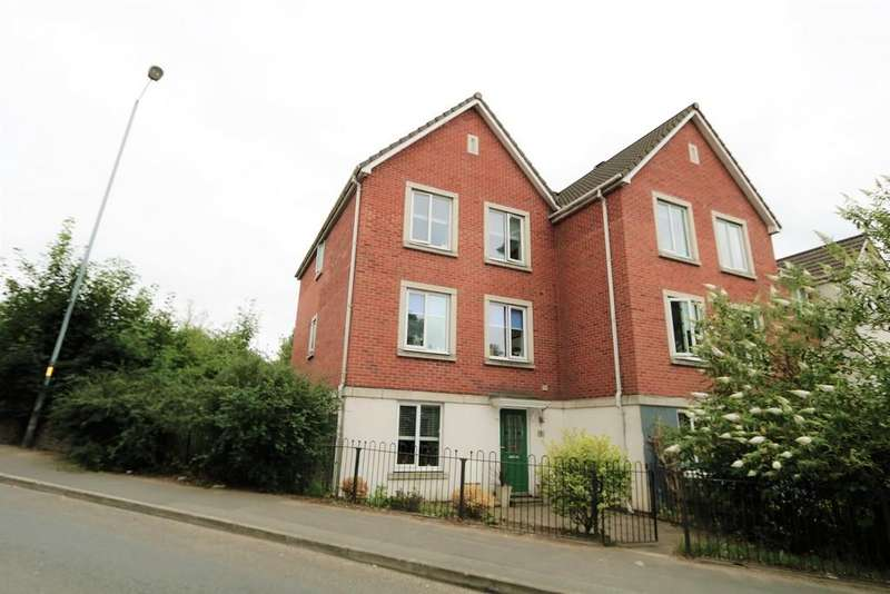 4 Bedrooms Semi Detached House for sale in Foggbrook Close, Offerton