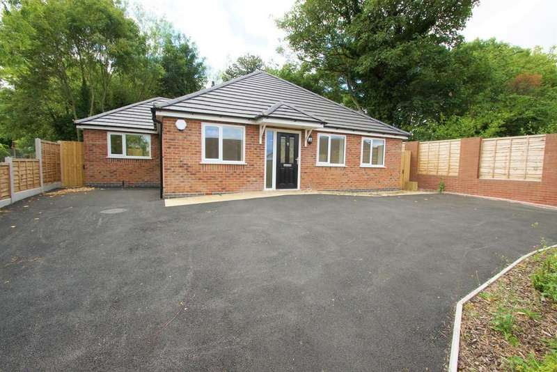 3 Bedrooms Detached Bungalow for sale in Victoria Street, Hednesford, Cannock