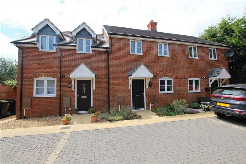 3 Bedrooms Terraced House for sale in Munkman Close, Potton, SG19