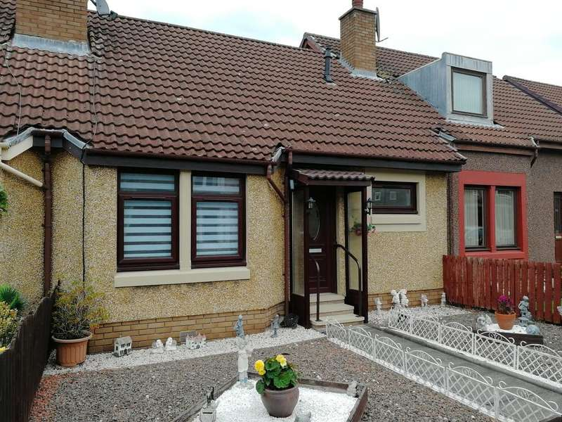 1 Bedroom Bungalow for sale in Wallace Street, Grangemouth, FK3