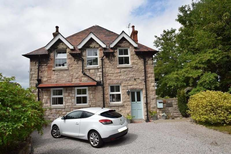 4 Bedrooms Detached House for sale in Abergele Road, Old Colwyn