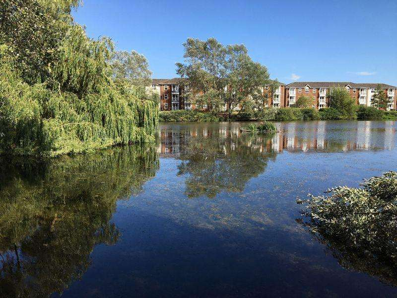 1 Bedroom Apartment Flat for sale in Watermead