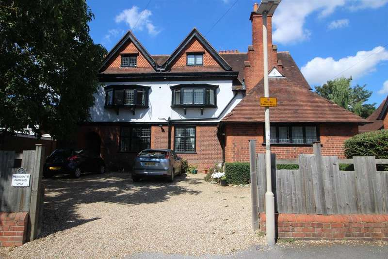 2 Bedrooms Flat for sale in Priory Avenue, Caversham, Reading