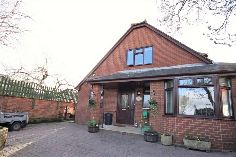 4 Bedrooms Property for sale in Forge Way, Cullompton