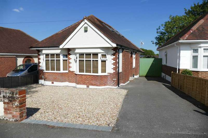 3 Bedrooms Detached Bungalow for sale in Brierley Road, Bournemouth