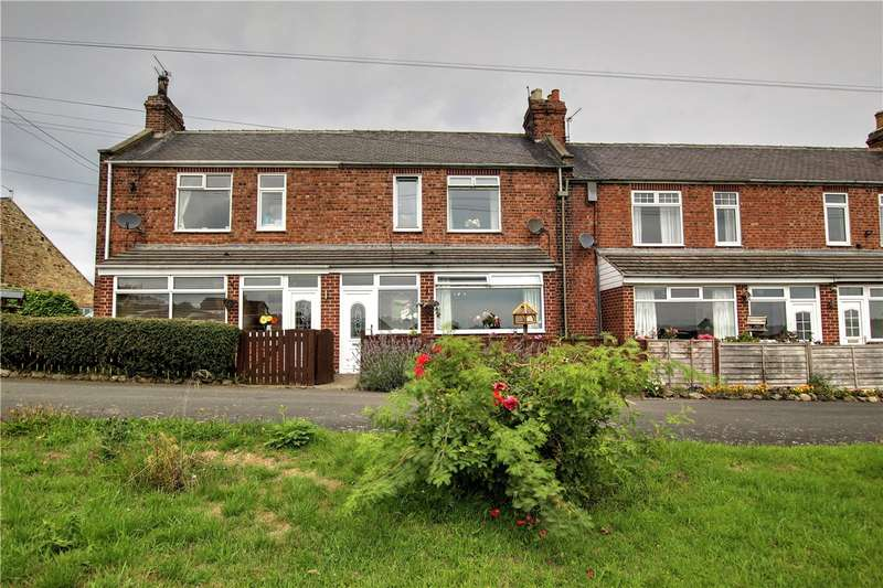 3 Bedrooms Terraced House for sale in Ouston Springs Farm Cottages, Ouston, Chester le Street, DH2