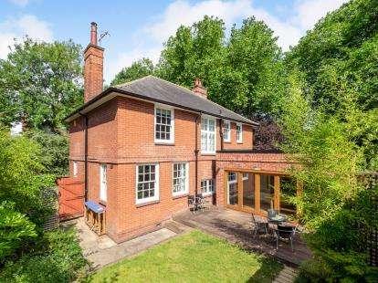 5 Bedrooms Detached House for sale in Tavistock Drive, Nottingham, Nottinghamshire