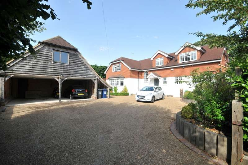 5 Bedrooms Detached House for sale in Godalming