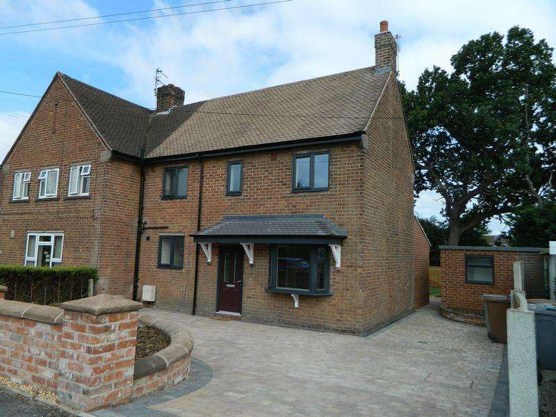 3 Bedrooms Semi Detached House for sale in West Way, Crewe