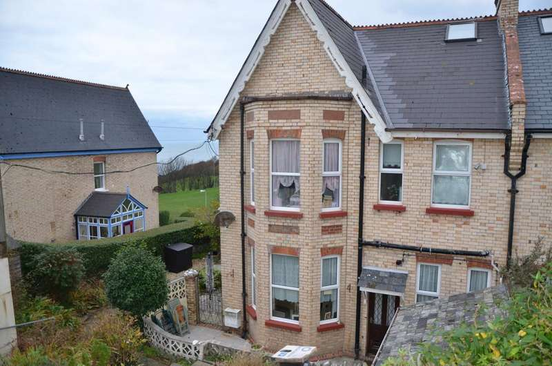 4 Bedrooms Semi Detached House for sale in Beechwood, 9 Chambercombe Park Road, Ilfracombe EX34 9QN