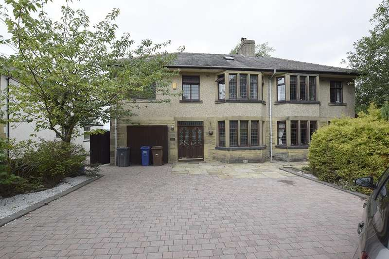 5 Bedrooms Semi Detached House for sale in Colne Road, Burnley BB10 2DL