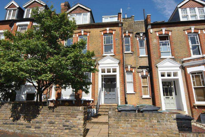 2 Bedrooms Apartment Flat for sale in Albany Road, Stroud Green, N4