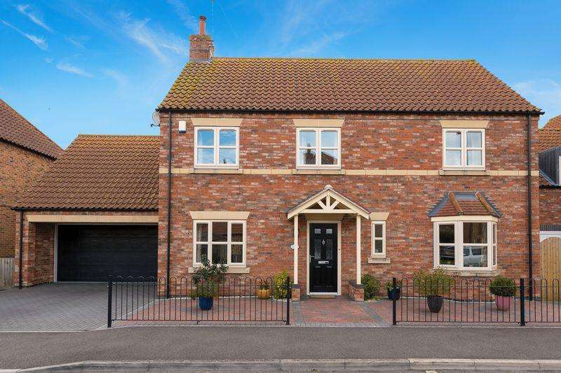5 Bedrooms Detached House for sale in 5 Fenton Fields, Fenton, Lincoln