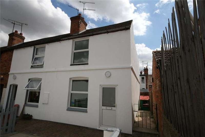 2 Bedrooms Terraced House for sale in Castle Terrace Road, Sleaford, Lincolnshire, NG34