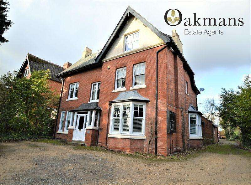 6 Bedrooms Detached House for sale in Middleton Hall Road, Birmingham, West Midlands. B30 1DP