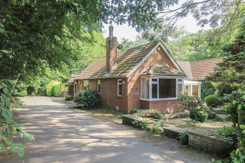 4 Bedrooms Detached Bungalow for sale in Fox Covert Lane, Ponteland, Newcastle upon Tyne