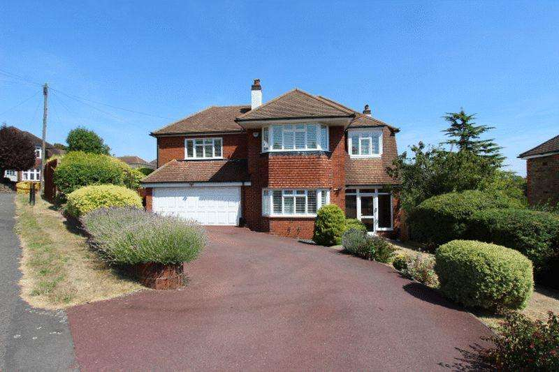 4 Bedrooms Detached House for sale in Fullerton Road, Carshalton Beeches