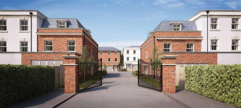 3 Bedrooms Town House for sale in 1 Woodhill, Brownhill Road, Chandlers Ford, Hampshire