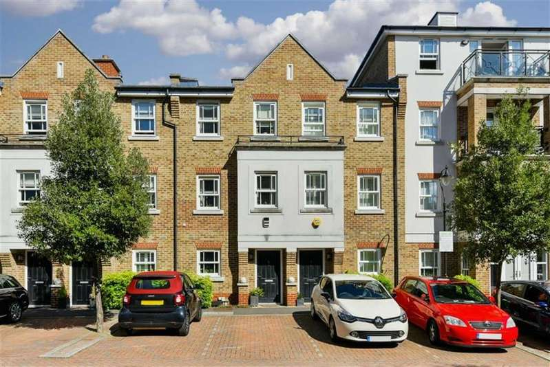 3 Bedrooms Town House for sale in Bader Way, Roehampton, London