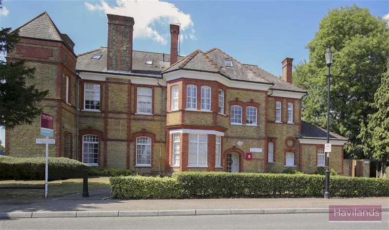 2 Bedrooms Flat for sale in Regan Lodge, Winchmore Hill