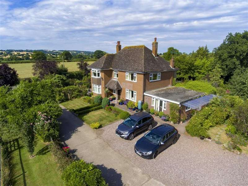 3 Bedrooms Detached House for sale in Wollerton, Market Drayton