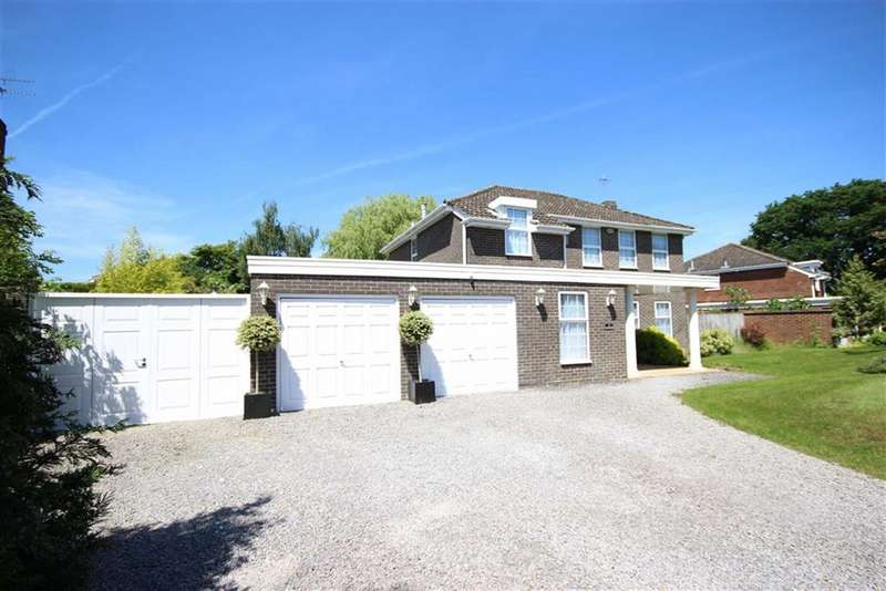 4 Bedrooms Detached House for sale in Leverton Gate, Broome Manor, Old Town