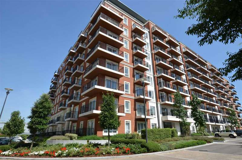 2 Bedrooms Apartment Flat for sale in Goldhawk House, 10 Beaufort Square, Colindale