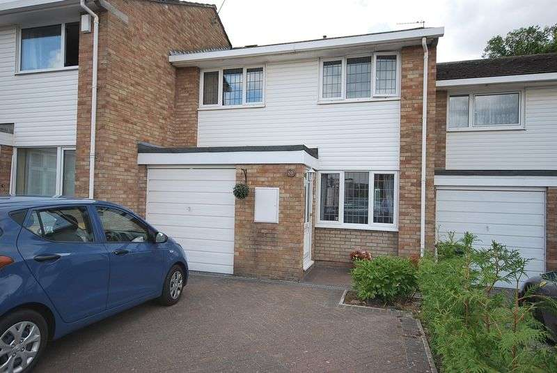3 Bedrooms Property for sale in Thatchers Close St George, Bristol